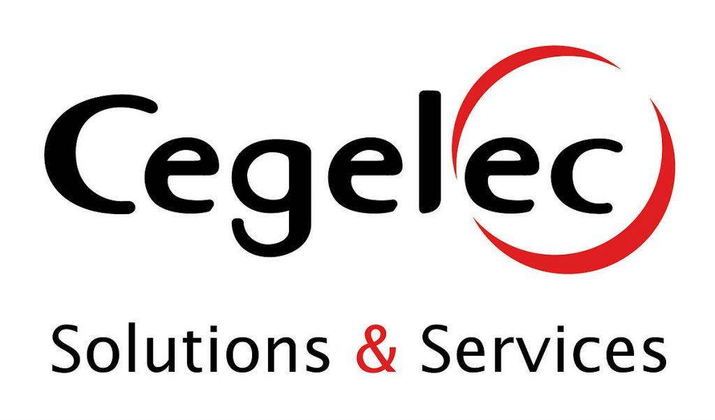 Logo client Cegelec