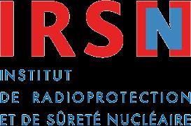 Logo client IRSN