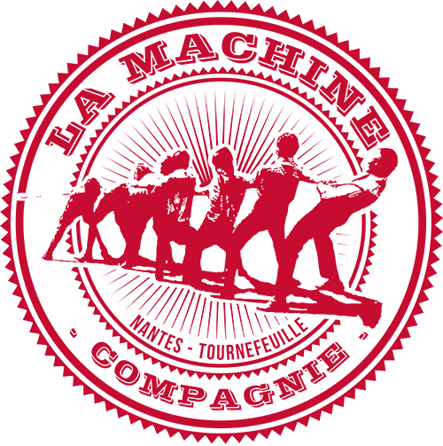 Logo client Association La Machine
